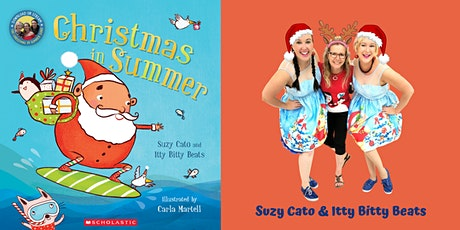 Christmas In Summer  Book Launch - Suzy Cato & Itty Bitty Beats tickets