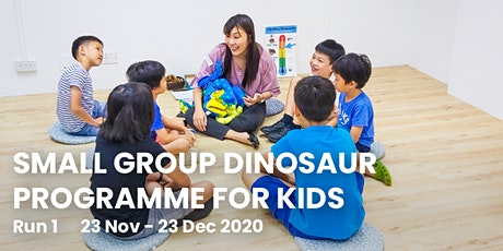 The Incredible Years® Small Group Dinosaur Programme for Kids