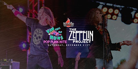 The Zeppelin Project and Van Full of Nuns [Limited Seating] tickets