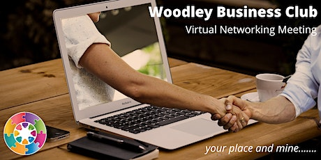 Woodley Business Club - Virtual Networking Event tickets