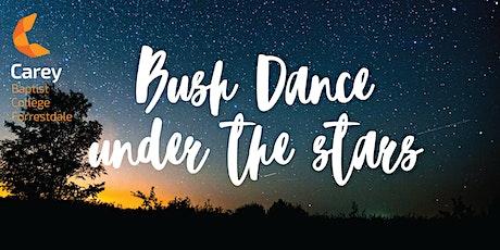 Bush Dance Under the Stars tickets