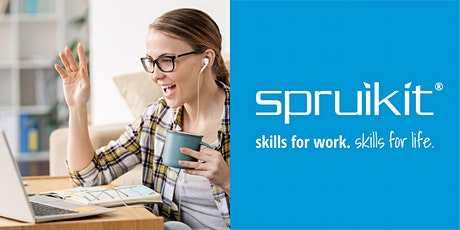 Spruikit Voice Skills Training - Online tickets