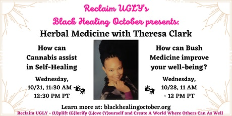 How Can Bush Medicine Improve Your Well-Being? With Theresa Clark tickets