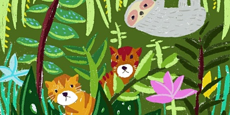 Henri Rousseau Inspired Painting Workshop tickets