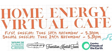 Camden Energy Cafe tickets