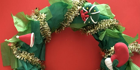 Christmas Wreath Craft Workshop