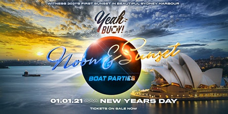 Yeah Buoy - New Year Day - Boat Party tickets