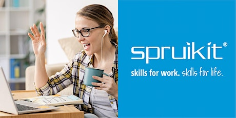 Spruikit Voice Skills Training - Online tickets