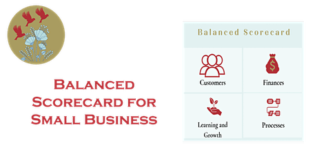 Balanced Scorecard for Small Business tickets