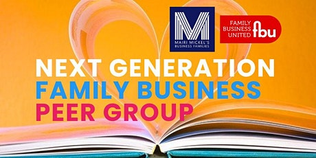 Next Generation Peer Group - Action Learning In Family Firms tickets