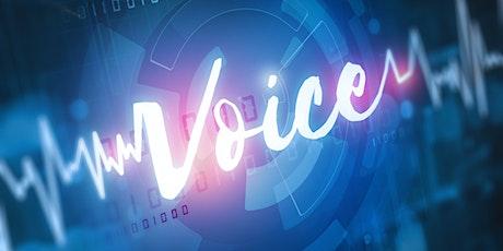 Virtual voice: speak, so others listen tickets