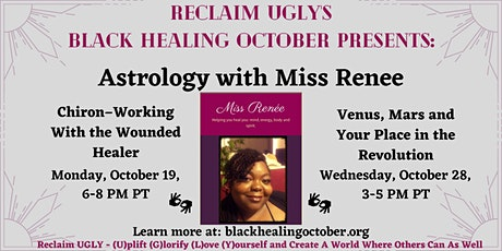 Venus, Mars and Your Place in the Revolution With Miss Renée tickets