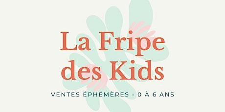 La Fripe des kids #2 billets