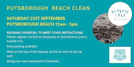 Putsborough  Beach Clean tickets