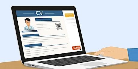 Webinar Emplea: Diseña tu CV digital: RRSS y portales de empleo. entradas