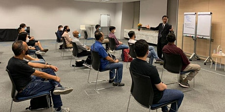 Empower Your Financial Literacy in Property Investing with Dr Patrick Liew tickets