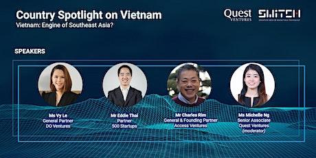 Country Spotlight on Vietnam tickets