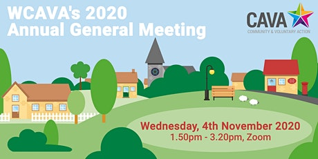 WCAVA's 2020 Annual General Meeting (AGM) tickets