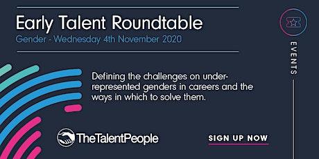 Gender - Online Employer Roundtable tickets