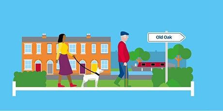 HS2 in Old Oak Common: virtual drop ins - Employment with SCS tickets