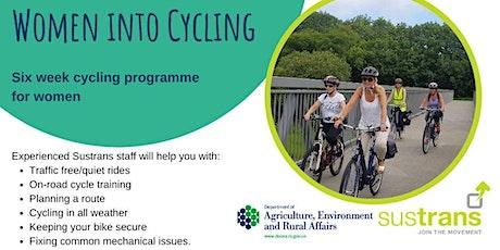 Women into Cycling - Belfast