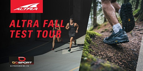 Altra Running Test Experience by DidiSport tickets