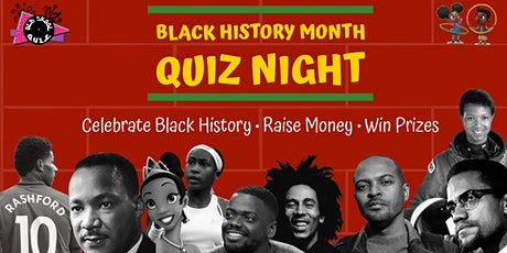 Quiz Time: Black History Month Edition tickets
