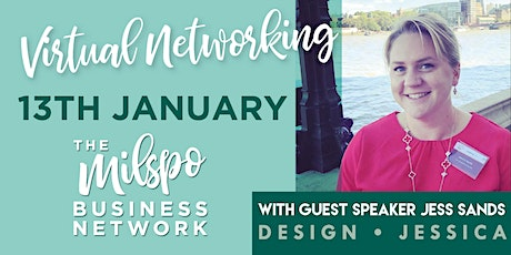 Milspo Virtual Networking - January 2021 tickets