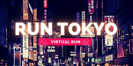 Run Tokyo Virtual Marathon tickets