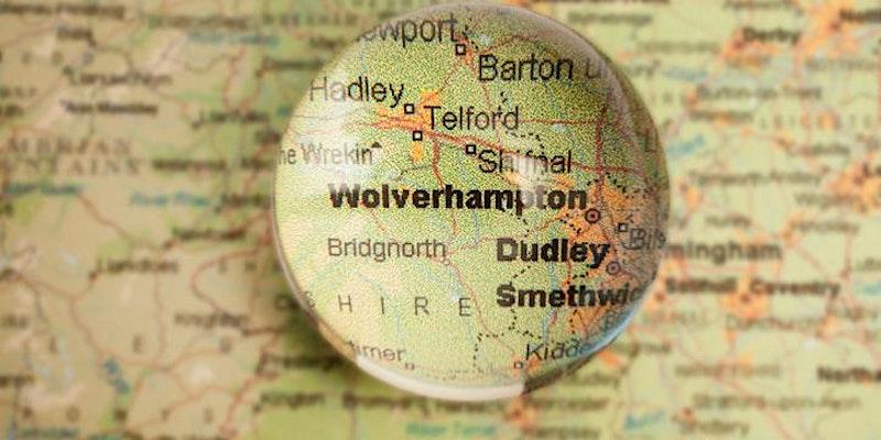 Webinar: Annual General Meeting - Wolverhampton branch