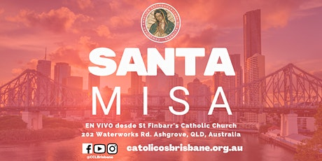 Misa Dominical (1 Noviembre 2020) tickets