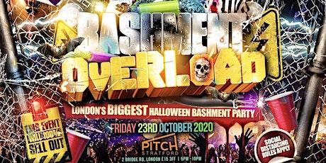 Bashment Overload tickets