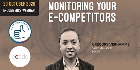 BeCommerce Webinar Series - eCade: Benchmark your e-Performance versus comp