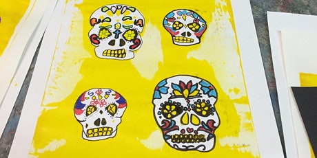 Free Zoom Class: Mexican Day of the Dead Monday (All Ages) tickets