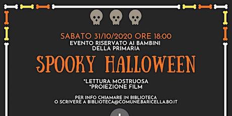Spooky Halloween Primaria biglietti