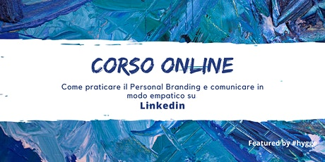 Pratica il Personal Branding e comunica in modo empatico su LinkedIn biglietti