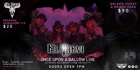 El' Devi Debut Album &  Merch Launch tickets