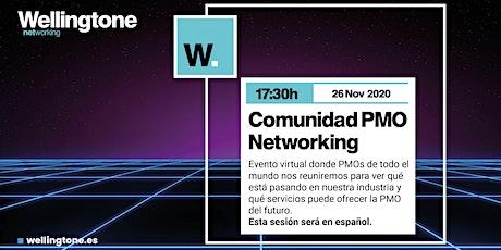Comunidad PMO Networking Noviembre 2020 entradas