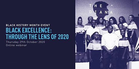 Black Excellence: Through the lens of 2020 tickets