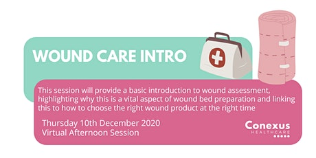 Wound Care Intro tickets