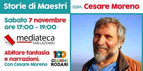 Storie di Maestri - incontro con Cesare Moreno