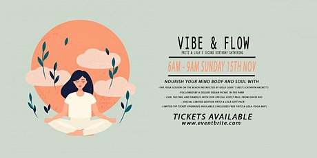 Vibe & Flow tickets