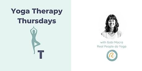 Yoga Therapy Thursdays tickets