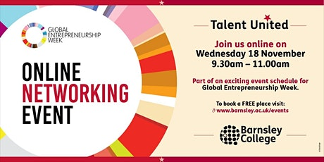Talent United GEW: Networking tickets