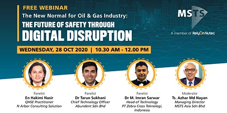 The New Normal for Oil & Gas Industry through the Digital Disruption tickets