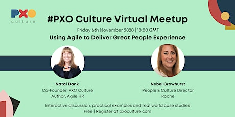 Using Agile to Deliver Great People Experience tickets