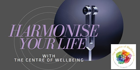 Harmonise your life tickets