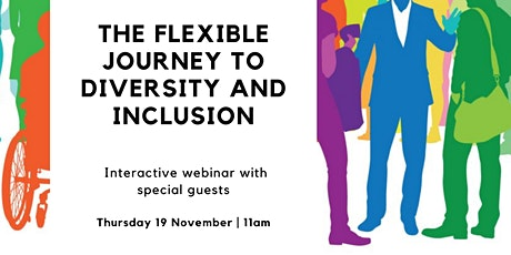 The Flexible Journey to Diversity and Inclusion tickets
