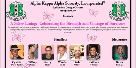 A Silver Lining: Celebrating the Strength and Courage of Survivors tickets