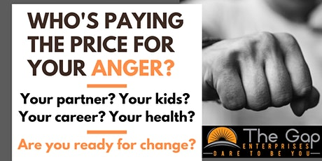 Who's paying the price for your anger? tickets